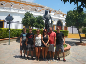 Loomis Family Trip to Spain
